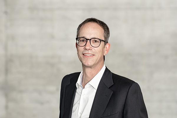 Porträtbild Olivier Tschudi