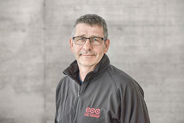 Porträtbild Markus Roffler